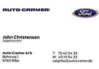 Auto-Cramer A/S