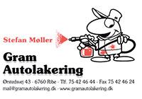 Gram Autolakering